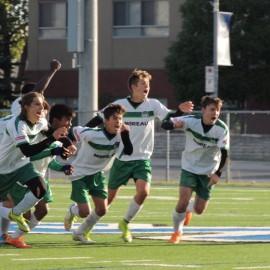 Passage en LSEQ pour l'équipe U16AA masculin du FC Saint-Hyacinthe.