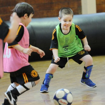 Quelques places disponibles au mini Futsal…